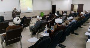 جلسه آموزشی روحانیون جهادی فعال برای تغسیل اموات کرونایی