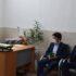 دیدار ریاست محترم بانک قرض الحسنه مهر ایران با امام جمعه گلپایگان