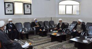 گزارش تصویری از جلسه قرارگاه فرهنگی شهرستان گلپایگان